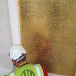 24 carat Gold Mosaic