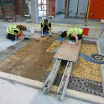 Bespoke Mosaic Installation