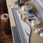 Marble Floor Mosaics