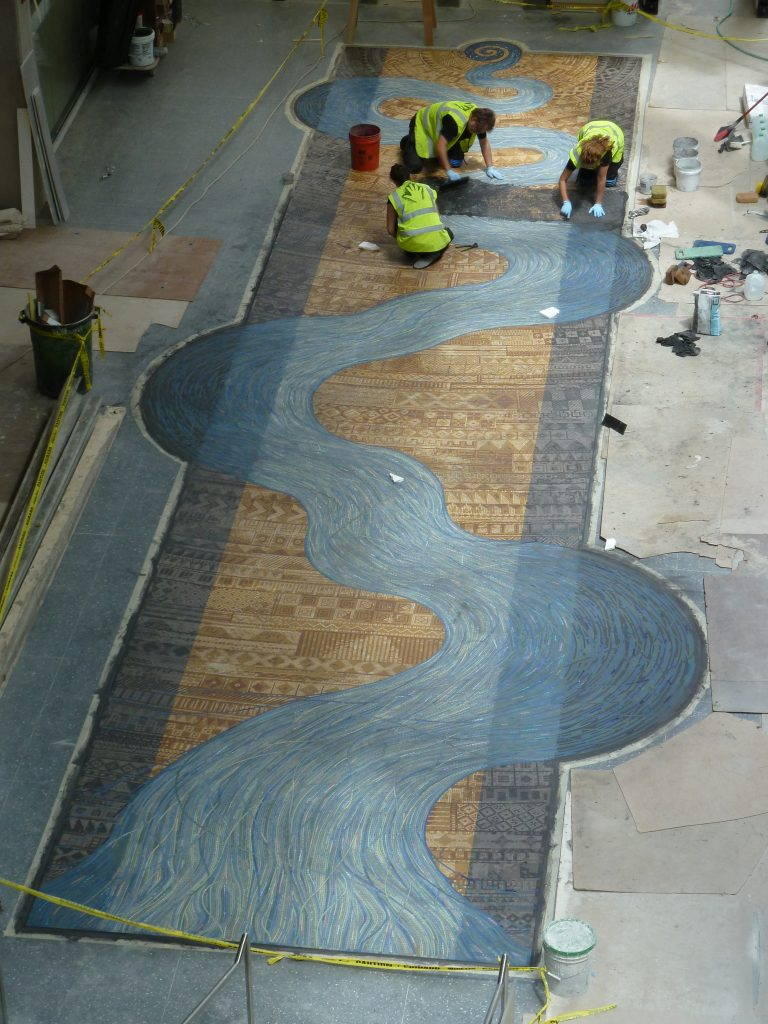 6.5grouting