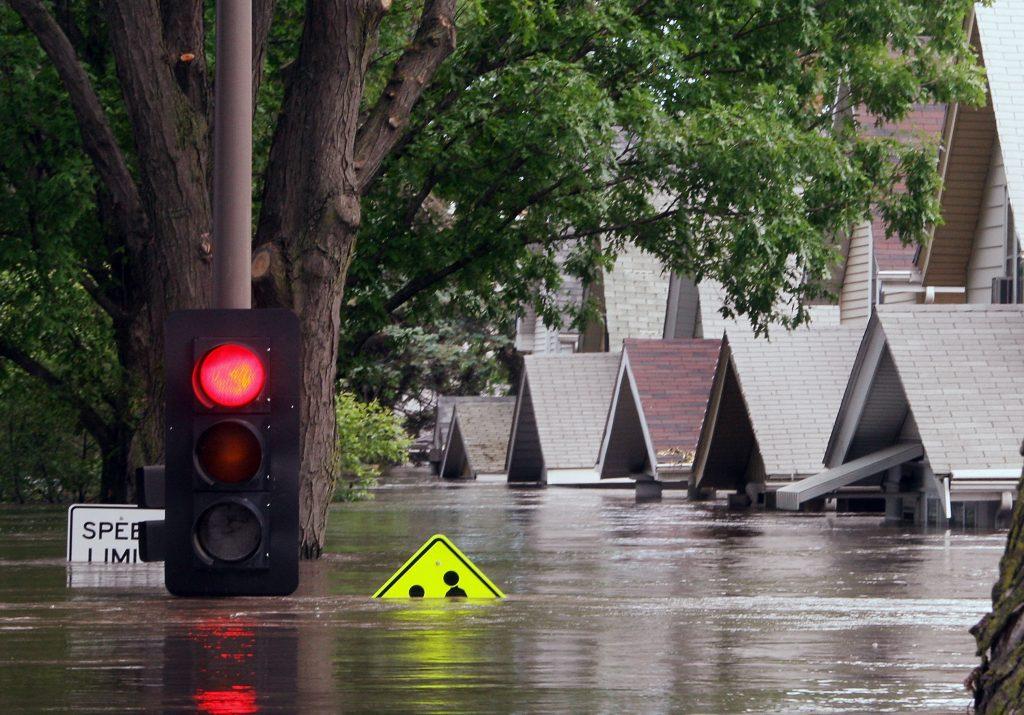 Iowa Faces Next Round Of Flooding